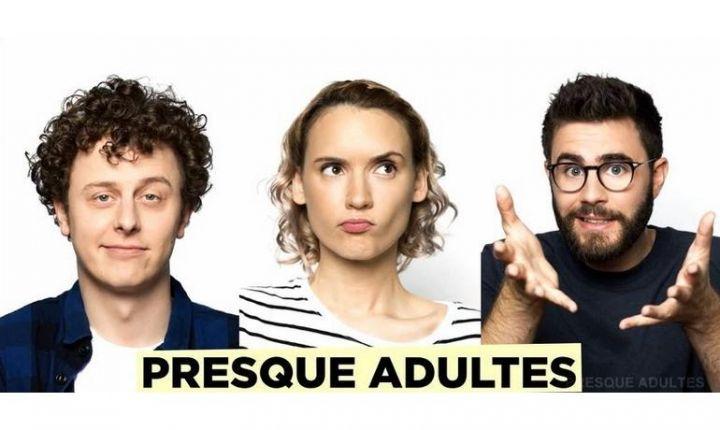 Presque adultes : la série de Cyprien, Norman et Natoo le 8 juillet sur TF1 !