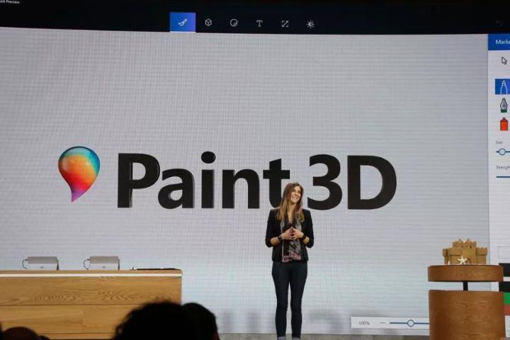 Paint va bientôt être remplacé par Paint 3D