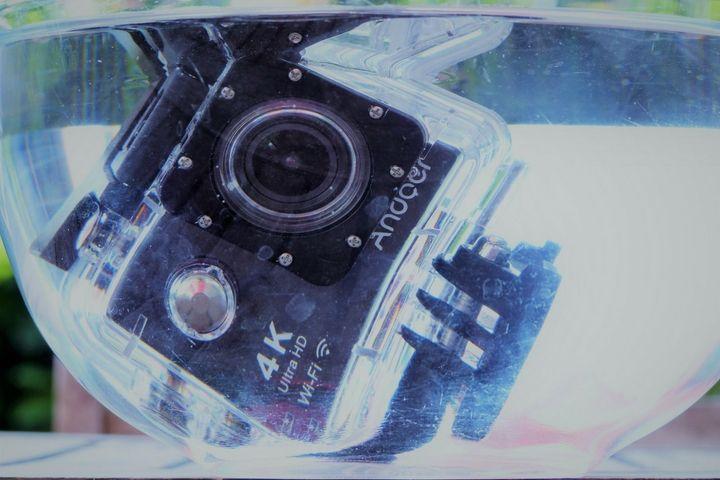 Une caméra sport 4K à 28€ ?! c'est possible avec Andoer