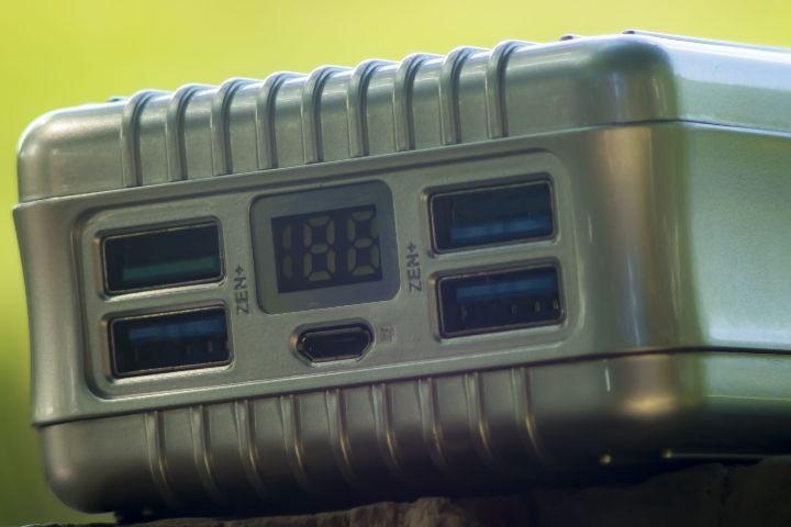 Zendure A8 QC L'une des meilleures batteries externes, sans aucun doute.