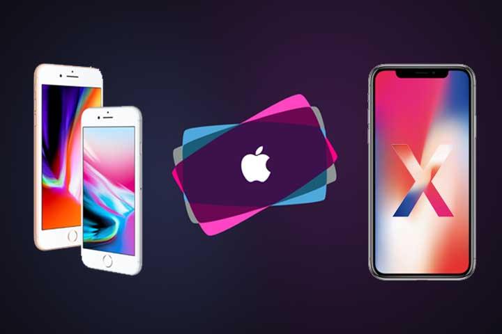 iPhone X, 8 et 8+, Apple Watch Series 3 : les annonces d'Apple