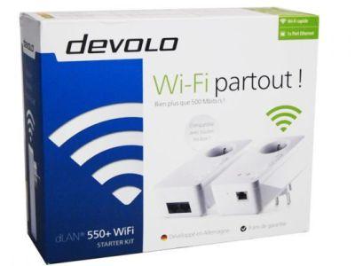 Devolo 550+ Wifi (Starter Kit)