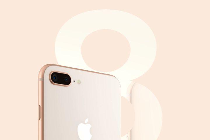 iphone 8 baisse apple bourse production