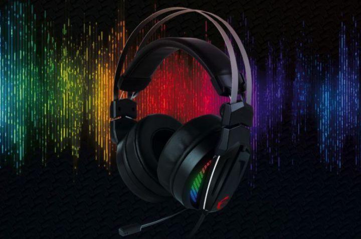 Immerse GH70, un casque gaming haut de gamme