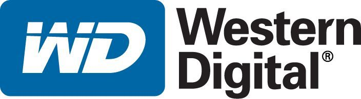 logo western digital 40 TO