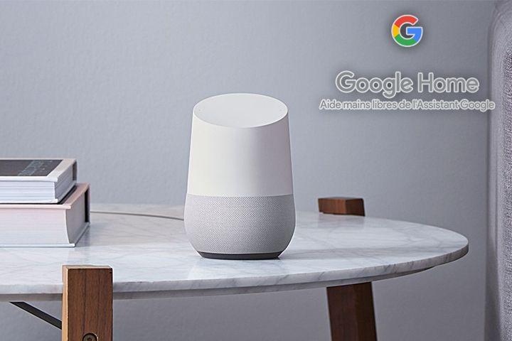 Google Home ou l'assistant qui déchire !