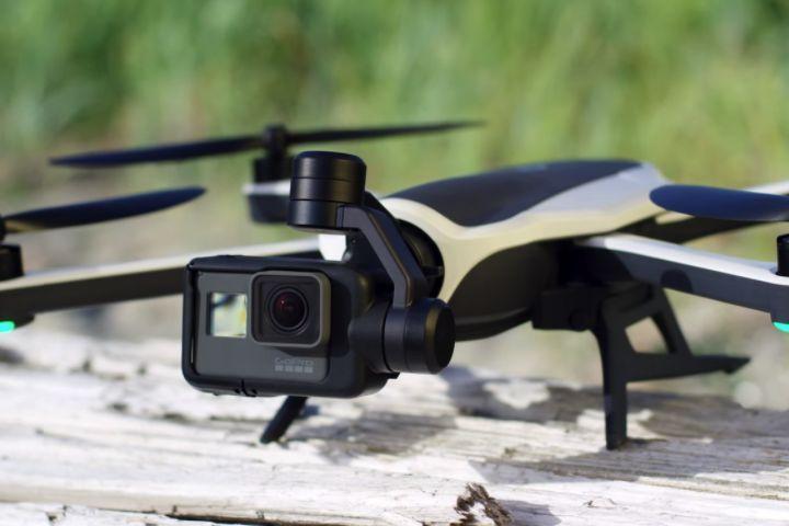GoPro arrête la vente de drones