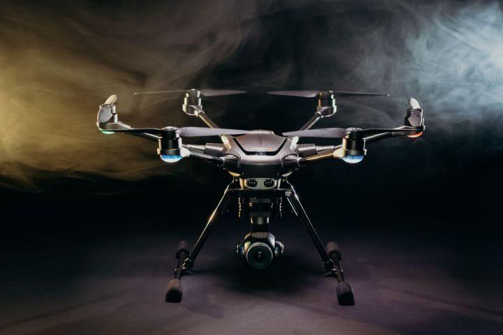 CES 2018 : trois nouveaux drones présentés par Yuneec