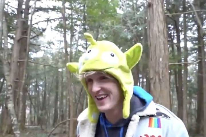 Le youtuber Logan Paul, incarné dans un jeu PC et Android