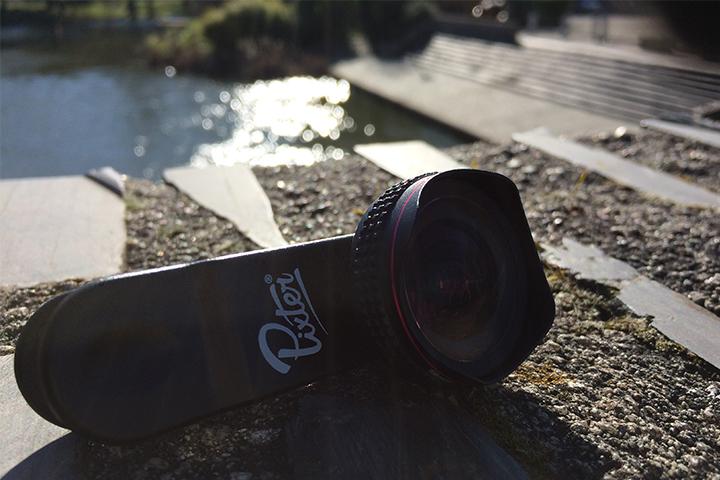 Avec l'objectif Grand Angle Pro de chez Pixter, faites de la photo pour peu cher !