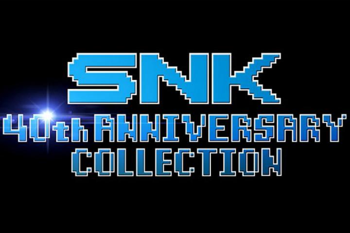 SNK : une Neo Geo Mini arrive avec 40 jeux !