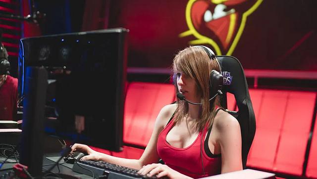 femmes esport jeux vidéo compétitions