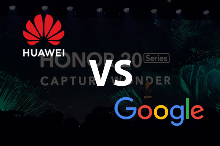 Huawei / Google : le Honor 20 Series en danger !