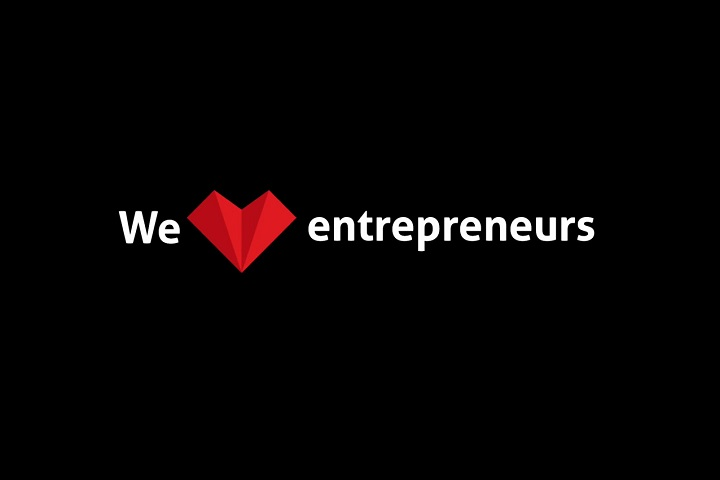 we love entrepreneurs