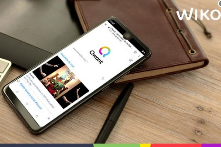 wiko qwant view 2 pro