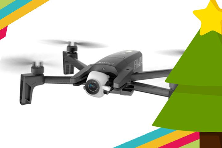 #RotekAdvent : Parrot Anafi, un petit drone pas (trop) cher