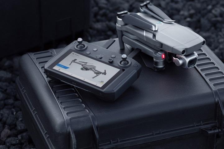 CES 2019 : Smart Controller, la radiocommande des drones DJI