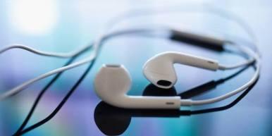 écouteurs cassés