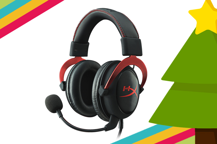 #RotekAdvent ! HyperX Cloud II, un bon casque gaming