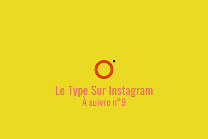 Le Type Sur Instagram : des jeux de mots sur Photoshop ! À suivre n°9
