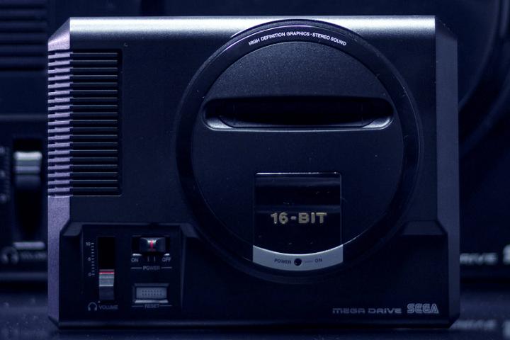 La Mega Drive Mini sort le 19 septembre avec 40 jeux !