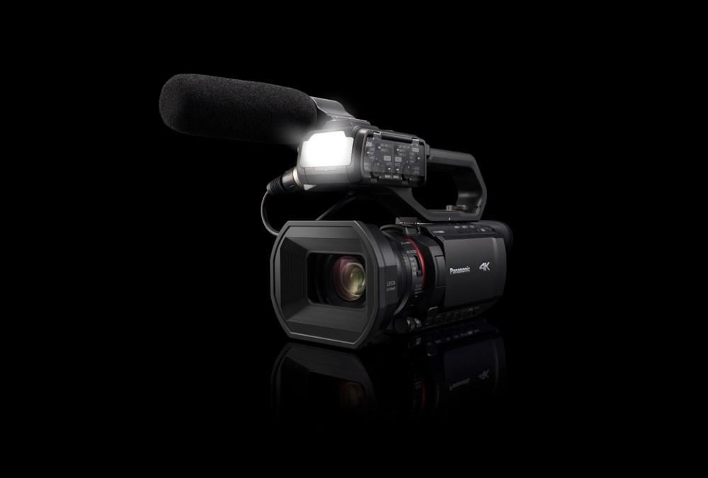 CES 2020 : Panasonic annonce deux caméscopes professionnels 4K 60p