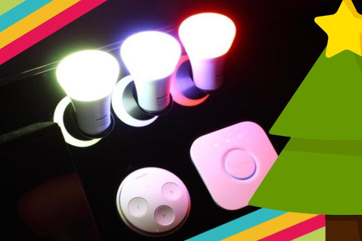 #RotekAdvent : Philips Hue, de l'éclairage connecté !