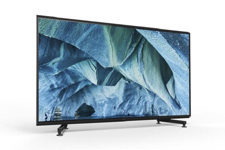 CES 2019 : Sony présente deux téléviseurs 8K