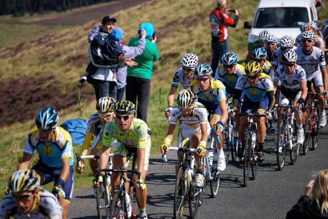 Lance on Mount Leinster