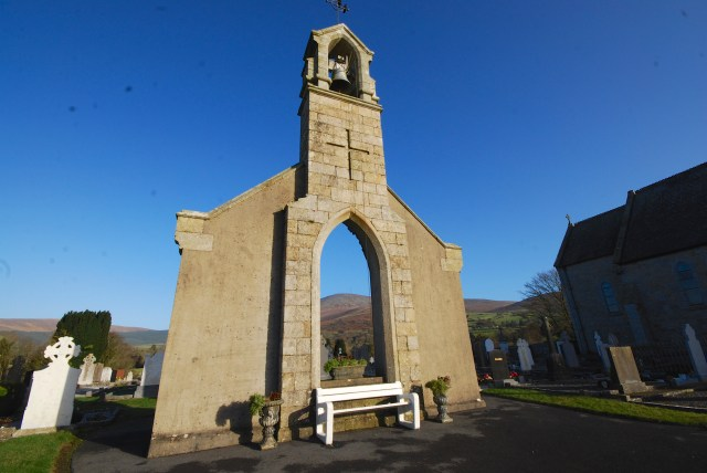 St Fortunes Church, Bell Tower, Rathanna