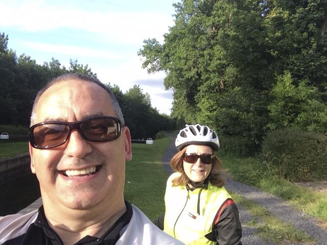 Barrow Track with Mary