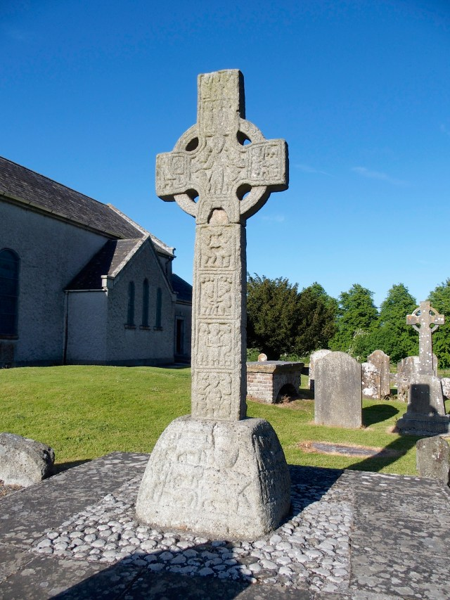Castledermot High Cross