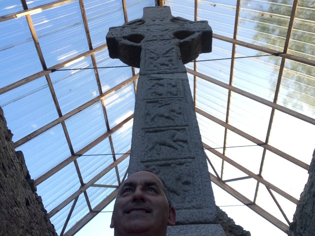 Moone High Cross