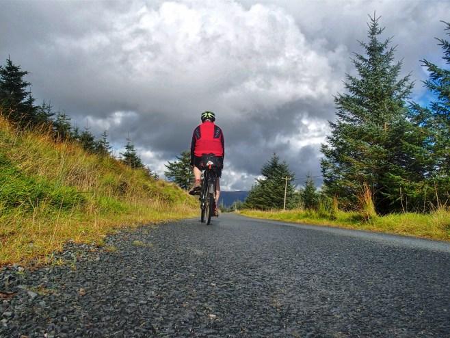 Heading towards the Glen of Imaal