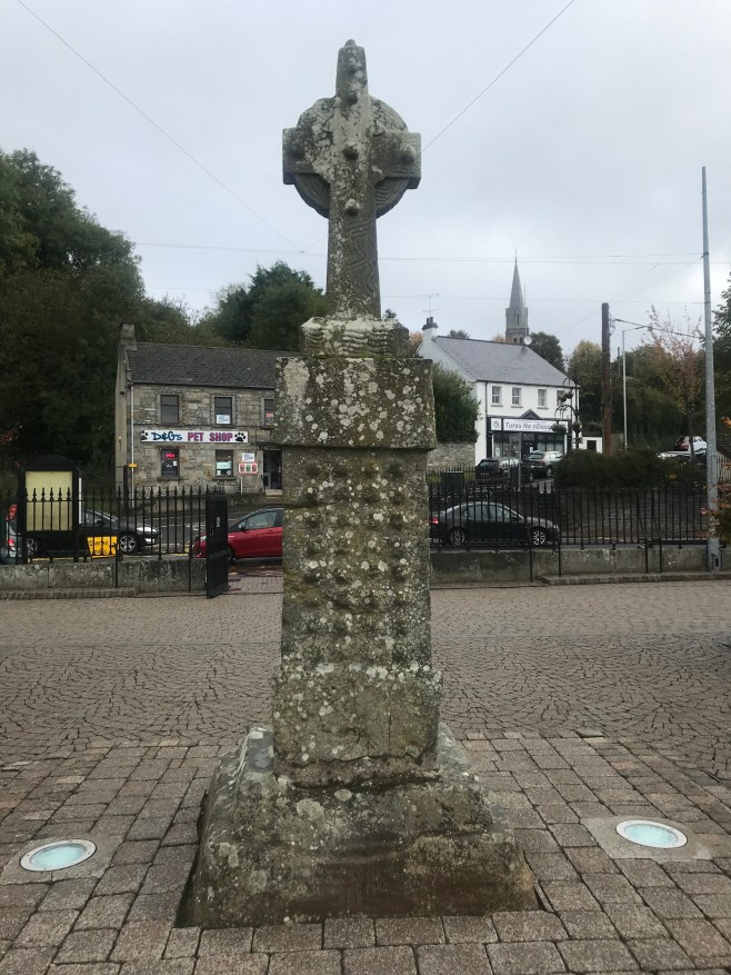 Cross at Lisnaskea
