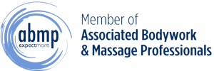 Associated Bodywork & Massage Professionals logo and link on the massage styles page