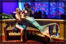Mermaids Rachel Smith and Jennifer Elizabeth of Sheroes Entertainment