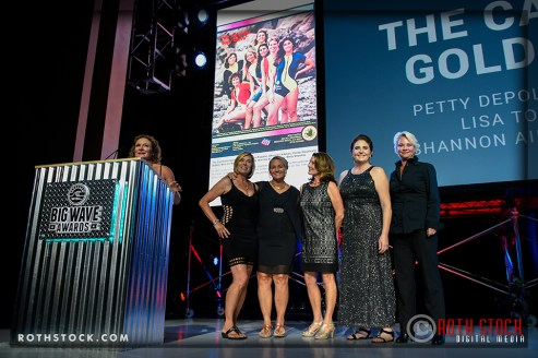 The California Golden Girls