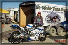 7X Land Speed Record Holder Valerie Thompson