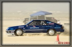 Driver Jeremy Teepen of H&H Motorsports on his 179.023 mph run