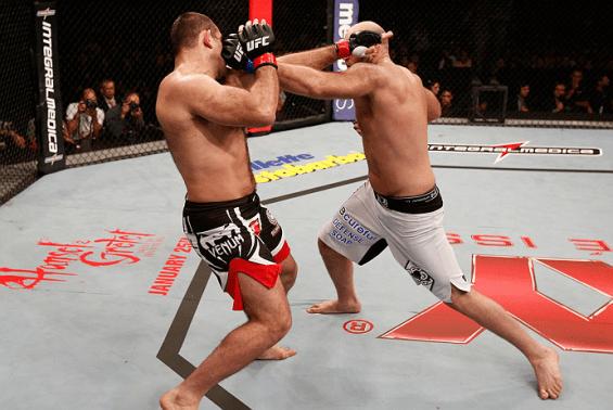 UFC 104, Ben vs. Velasquez