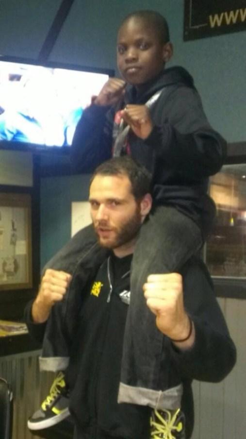 MMA, IFC James and Ali