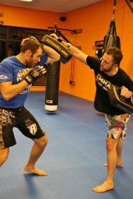 Kickboxing, James Jon 1.2015