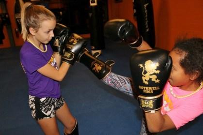 Kids Kickboxing, Nov15 (2)