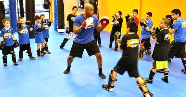 Youth Kickboxing Group (1)