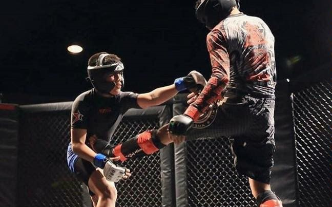 Youth & Teen MMA Competition