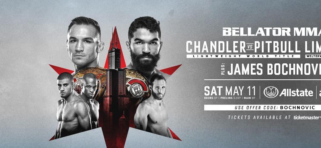 Bellator MMA: Saturday May 11
