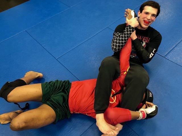 Beginner MMA now offered!