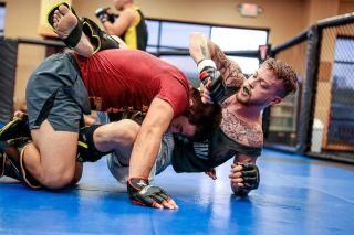 Matt K MMA