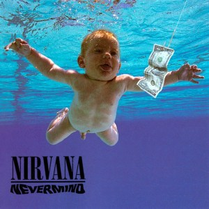 Cover Nirvana Nevermind